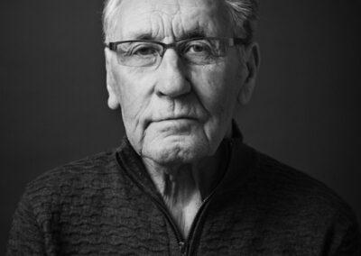 Senior portræt af Arne fra Bakkely, Bogense 2018