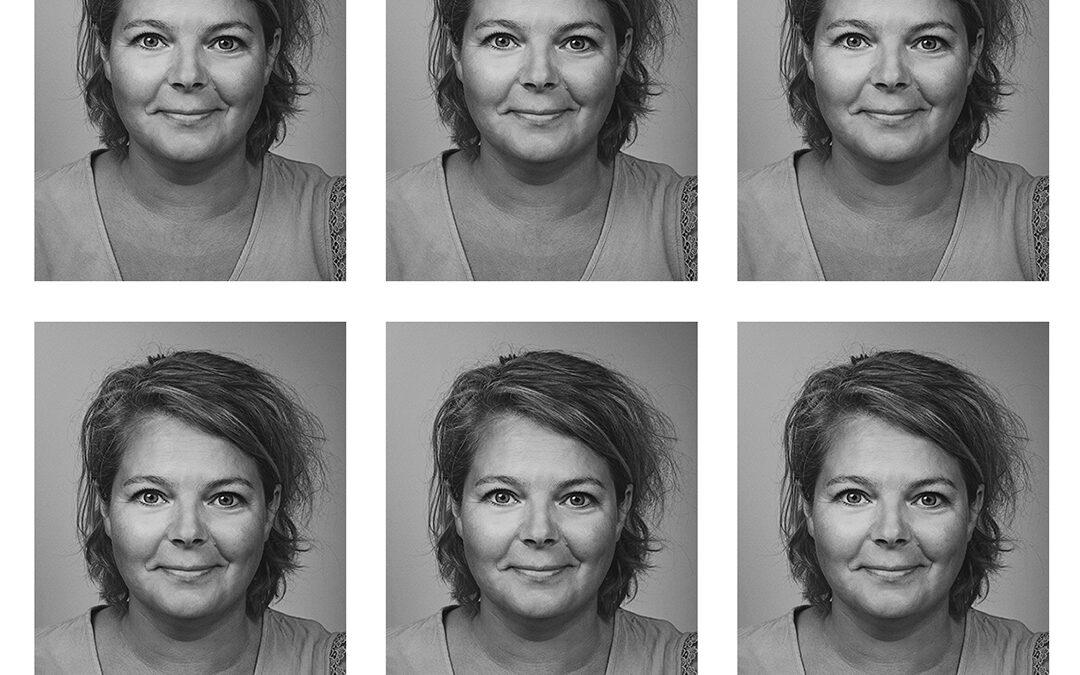 Fotografering til Pas og Kørekort i Bogense