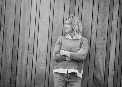 Tina Kehlet primholdt, fotograferet af Winnie Synia, fotograf på nordfyn ved dampskibshuset
