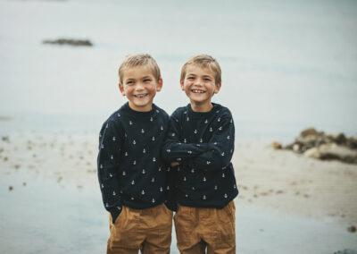 2 fraekke drenge